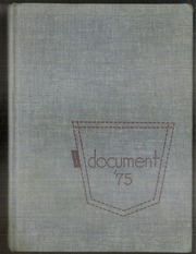 Thomas Jefferson High School - Document Yearbook (Dallas, TX) online yearbook collection, 1975 Edition, Page 1