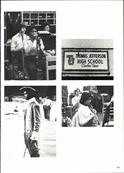 Page 105, 1978 Edition, Thomas Jefferson High School - Document Yearbook (Dallas, TX) online yearbook collection