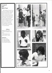 Page 69, 1980 Edition, Thomas Jefferson High School - Document Yearbook (Dallas, TX) online yearbook collection