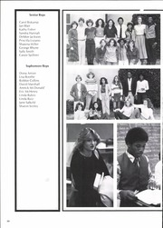 Page 70, 1980 Edition, Thomas Jefferson High School - Document Yearbook (Dallas, TX) online yearbook collection