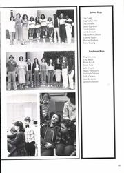 Page 71, 1980 Edition, Thomas Jefferson High School - Document Yearbook (Dallas, TX) online yearbook collection