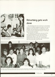 Page 191, 1984 Edition, Thomas Jefferson High School - Document Yearbook (Dallas, TX) online yearbook collection