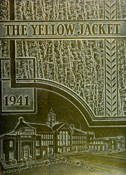 Arlington Heights High School - Yellow Jacket Yearbook (Fort Worth, TX) online yearbook collection, 1941 Edition, Page 1