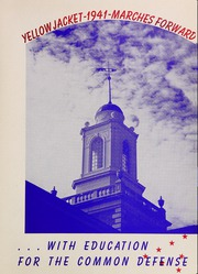 Page 5, 1941 Edition, Arlington Heights High School - Yellow Jacket Yearbook (Fort Worth, TX) online yearbook collection