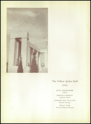 Page 6, 1942 Edition, Arlington Heights High School - Yellow Jacket Yearbook (Fort Worth, TX) online yearbook collection