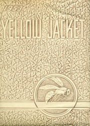 Arlington Heights High School - Yellow Jacket Yearbook (Fort Worth, TX) online yearbook collection, 1953 Edition, Page 1