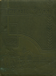 Arlington Heights High School - Yellow Jacket Yearbook (Fort Worth, TX) online yearbook collection, 1954 Edition, Page 1