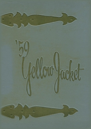 Arlington Heights High School - Yellow Jacket Yearbook (Fort Worth, TX) online yearbook collection, 1959 Edition, Page 1