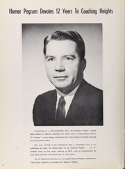 Page 12, 1960 Edition, Arlington Heights High School - Yellow Jacket Yearbook (Fort Worth, TX) online yearbook collection