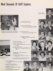 Page 15, 1960 Edition, Arlington Heights High School - Yellow Jacket Yearbook (Fort Worth, TX) online yearbook collection