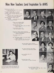 Page 16, 1960 Edition, Arlington Heights High School - Yellow Jacket Yearbook (Fort Worth, TX) online yearbook collection