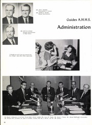 Page 12, 1962 Edition, Arlington Heights High School - Yellow Jacket Yearbook (Fort Worth, TX) online yearbook collection