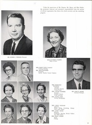 Page 13, 1962 Edition, Arlington Heights High School - Yellow Jacket Yearbook (Fort Worth, TX) online yearbook collection