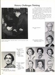 Page 16, 1962 Edition, Arlington Heights High School - Yellow Jacket Yearbook (Fort Worth, TX) online yearbook collection
