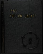 1963 Edition, Arlington Heights High School - Yellow Jacket Yearbook (Fort Worth, TX)