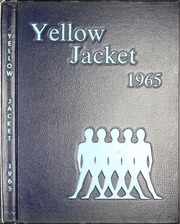 1965 Edition, Arlington Heights High School - Yellow Jacket Yearbook (Fort Worth, TX)