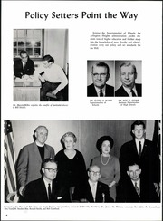 Page 12, 1965 Edition, Arlington Heights High School - Yellow Jacket Yearbook (Fort Worth, TX) online yearbook collection