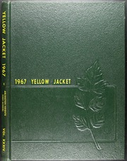 Arlington Heights High School - Yellow Jacket Yearbook (Fort Worth, TX) online yearbook collection, 1967 Edition, Page 1