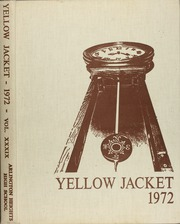 1972 Edition, Arlington Heights High School - Yellow Jacket Yearbook (Fort Worth, TX)
