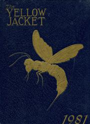 1981 Edition, Arlington Heights High School - Yellow Jacket Yearbook (Fort Worth, TX)