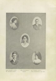 Page 15, 1916 Edition, Denton High School - Bronco Yearbook (Denton, TX) online yearbook collection