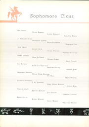 Page 38, 1937 Edition, Denton High School - Bronco Yearbook (Denton, TX) online yearbook collection