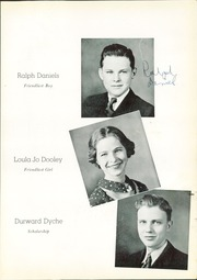 Page 49, 1937 Edition, Denton High School - Bronco Yearbook (Denton, TX) online yearbook collection