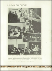 Page 17, 1939 Edition, Denton High School - Bronco Yearbook (Denton, TX) online yearbook collection