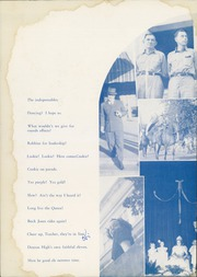 Page 14, 1940 Edition, Denton High School - Bronco Yearbook (Denton, TX) online yearbook collection