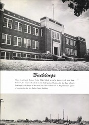 Page 10, 1957 Edition, Denton High School - Bronco Yearbook (Denton, TX) online yearbook collection