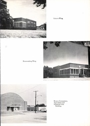 Page 11, 1957 Edition, Denton High School - Bronco Yearbook (Denton, TX) online yearbook collection