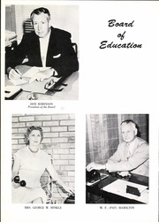 Page 14, 1957 Edition, Denton High School - Bronco Yearbook (Denton, TX) online yearbook collection