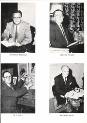 Page 15, 1957 Edition, Denton High School - Bronco Yearbook (Denton, TX) online yearbook collection