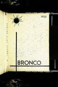Page 1, 1958 Edition, Denton High School - Bronco Yearbook (Denton, TX) online yearbook collection