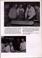 Page 9, 1958 Edition, Denton High School - Bronco Yearbook (Denton, TX) online yearbook collection