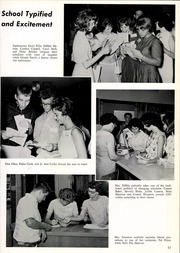 Page 15, 1964 Edition, Denton High School - Bronco Yearbook (Denton, TX) online yearbook collection
