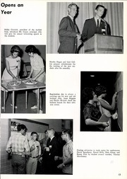 Page 17, 1964 Edition, Denton High School - Bronco Yearbook (Denton, TX) online yearbook collection
