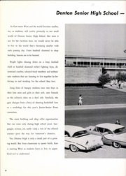 Page 8, 1964 Edition, Denton High School - Bronco Yearbook (Denton, TX) online yearbook collection