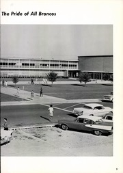 Page 9, 1964 Edition, Denton High School - Bronco Yearbook (Denton, TX) online yearbook collection