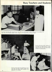 Page 10, 1965 Edition, Denton High School - Bronco Yearbook (Denton, TX) online yearbook collection
