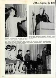 Page 14, 1965 Edition, Denton High School - Bronco Yearbook (Denton, TX) online yearbook collection