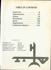Page 7, 1965 Edition, Denton High School - Bronco Yearbook (Denton, TX) online yearbook collection