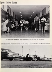 Page 11, 1967 Edition, Denton High School - Bronco Yearbook (Denton, TX) online yearbook collection