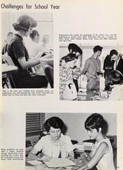 Page 17, 1967 Edition, Denton High School - Bronco Yearbook (Denton, TX) online yearbook collection