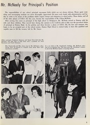 Page 9, 1967 Edition, Denton High School - Bronco Yearbook (Denton, TX) online yearbook collection