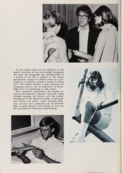 Page 10, 1968 Edition, Denton High School - Bronco Yearbook (Denton, TX) online yearbook collection