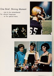 Page 12, 1968 Edition, Denton High School - Bronco Yearbook (Denton, TX) online yearbook collection