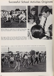 Page 16, 1968 Edition, Denton High School - Bronco Yearbook (Denton, TX) online yearbook collection