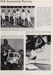 Page 17, 1968 Edition, Denton High School - Bronco Yearbook (Denton, TX) online yearbook collection