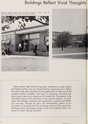 Page 8, 1968 Edition, Denton High School - Bronco Yearbook (Denton, TX) online yearbook collection